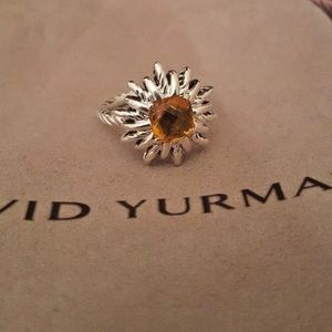 David Yurman Starburst Ring
